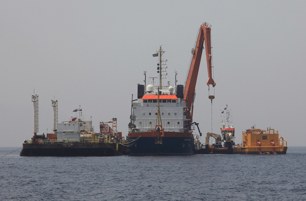 offshore installation multi purpose vessel maritime dredging consultancy