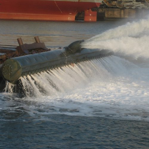 WID water injection dredging jetting bar nozzles jet configuration
