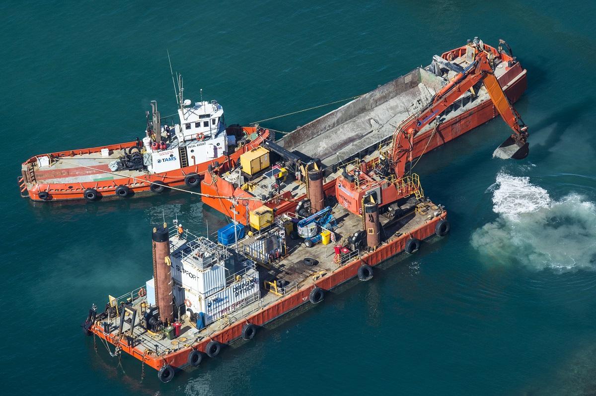 HMAS Stirling Maintenance dredging project supervisor
