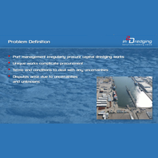 Procuring Dredging Works slide