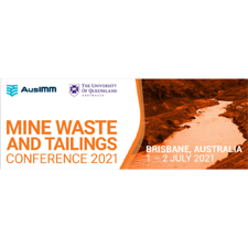 Mine Waste and Tailings Conference logo